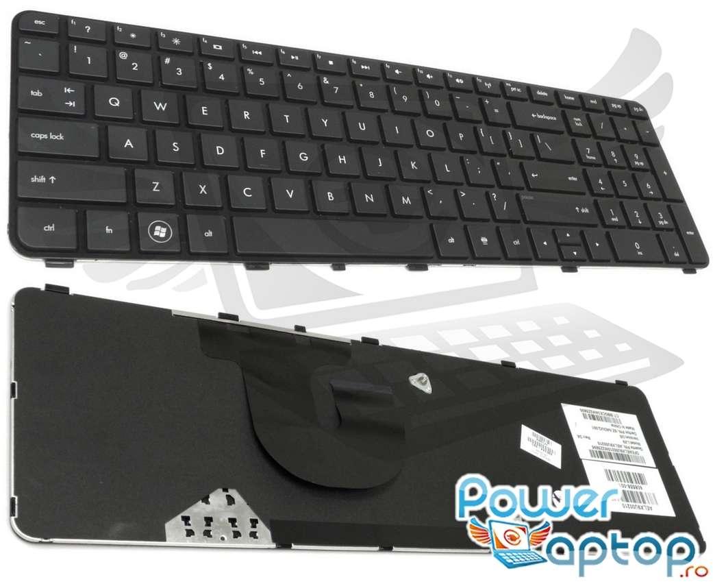 Tastatura HP Pavilion dv7 4050 imagine powerlaptop.ro 2021