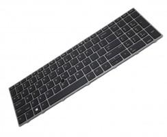 Tastatura HP Zbook G5 iluminata backlit. Keyboard HP Zbook G5 iluminata backlit. Tastaturi laptop HP Zbook G5 iluminata backlit. Tastatura notebook HP Zbook G5 iluminata backlit