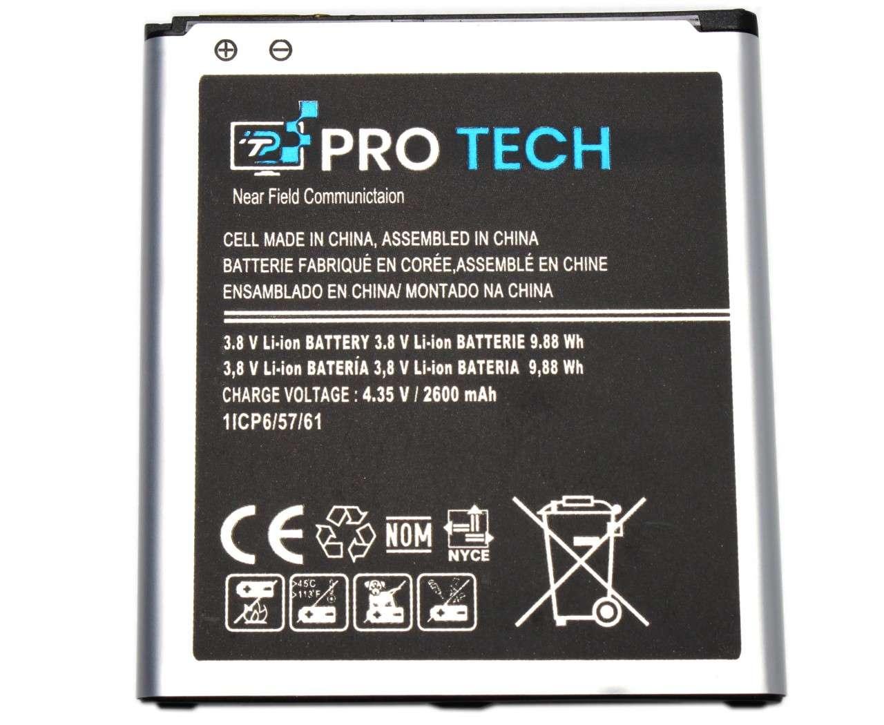 Baterie Acumulator Samsung Galaxy J2 2016 J210 ProTech Premium imagine powerlaptop.ro 2021