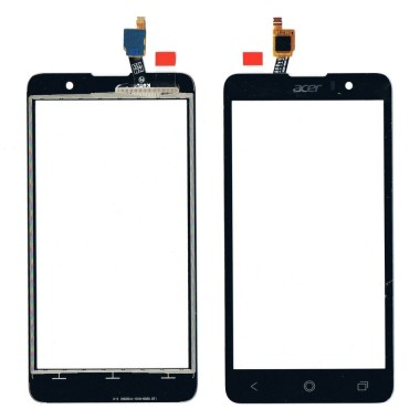 Touchscreen Digitizer Acer Liquid Z3 Z130. Geam Sticla Smartphone Telefon Mobil Acer Liquid Z3 Z130