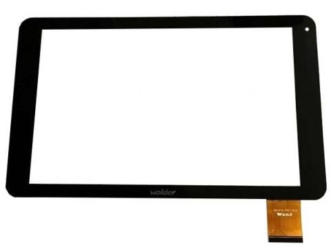 Digitizer Touchscreen Wolder miTab One 10 Plus. Geam Sticla Tableta Wolder miTab One 10 Plus