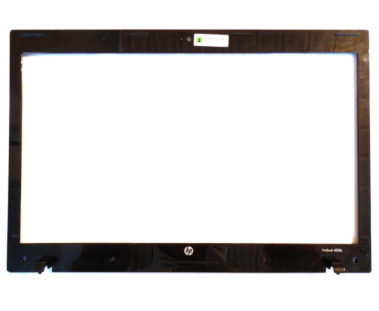 Rama Display HP ProBook 4525S Bezel Front Cover Neagra imagine powerlaptop.ro 2021