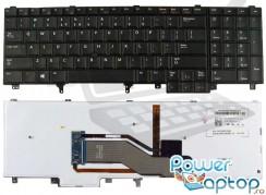 Tastatura Dell Precision M2800 iluminata backlit. Keyboard Dell Precision M2800 iluminata backlit. Tastaturi laptop Dell Precision M2800 iluminata backlit. Tastatura notebook Dell Precision M2800 iluminata backlit