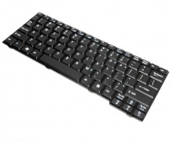Tastatura Acer Aspire One 8.9'' neagra. Tastatura laptop Acer Aspire One 8.9'' neagra