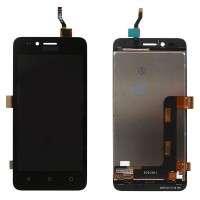 Ansamblu Display LCD + Touchscreen Huawei Y3II 3G Black Negru . Ecran + Digitizer Huawei Y3II 3G Black Negru