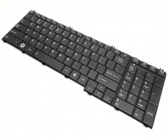 Tastatura Toshiba Satellite C675d neagra. Keyboard Toshiba Satellite C675d neagra. Tastaturi laptop Toshiba Satellite C675d neagra. Tastatura notebook Toshiba Satellite C675d neagra