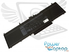 Baterie Dell Latitude E5570 Originala 84Wh. Acumulator Dell Latitude E5570. Baterie laptop Dell Latitude E5570. Acumulator laptop Dell Latitude E5570. Baterie notebook Dell Latitude E5570