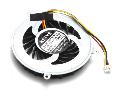 Cooler procesor CPU laptop Lenovo Edge E40. Ventilator procesor Lenovo Edge E40.