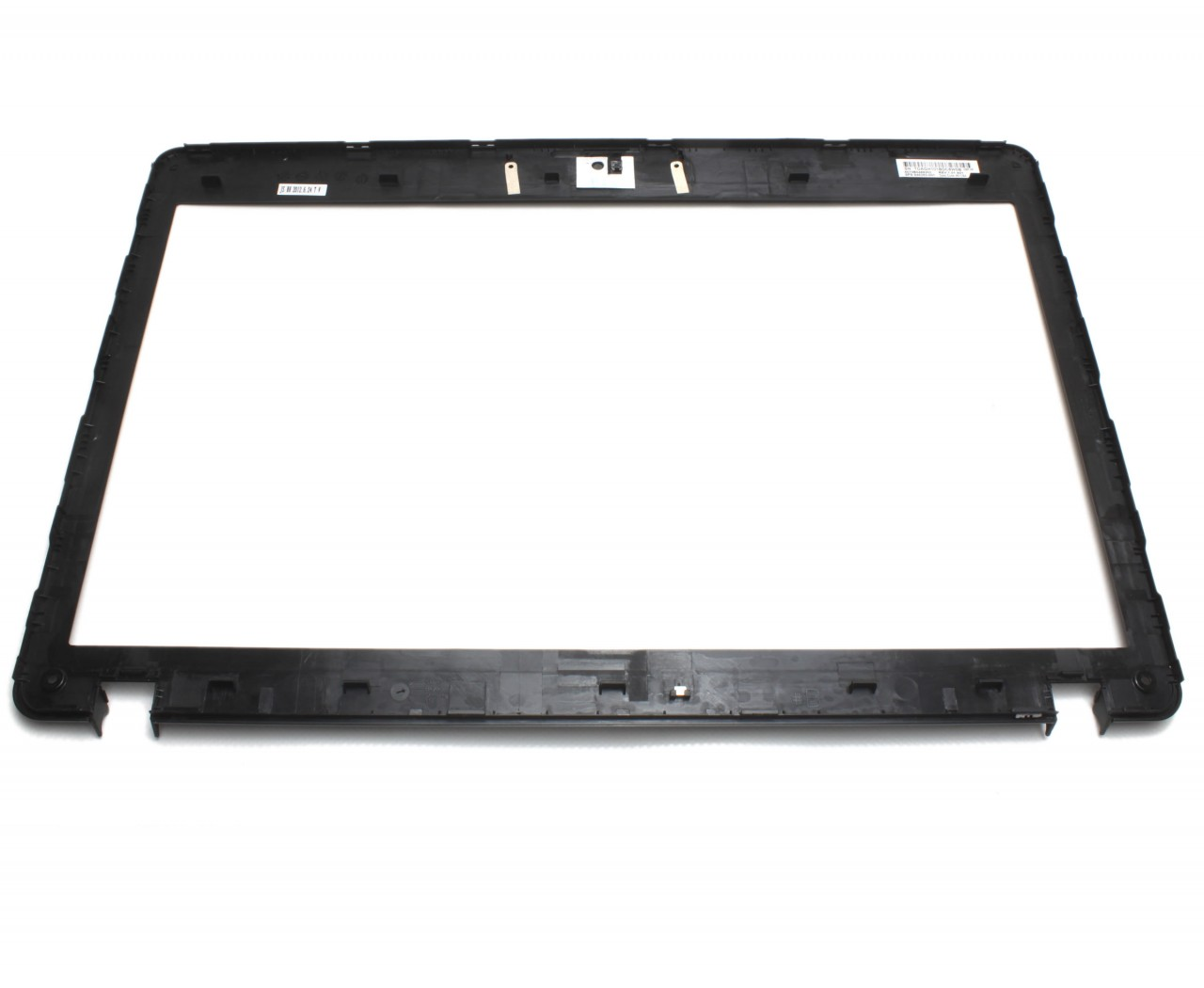 Rama Display HP 646265 001 Bezel Front Cover Neagra imagine powerlaptop.ro 2021