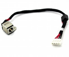 Mufa alimentare Lenovo Ideapad Y500 cu fir . DC Jack Lenovo Ideapad Y500 cu fir