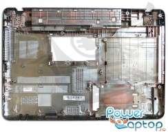 Bottom Toshiba Satellite C655. Carcasa Inferioara Toshiba Satellite C655 Neagra